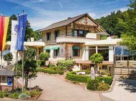 Hotel Villa Marburg im Park, Heigenbrücken