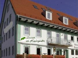 Landhotel am Hopfengarten