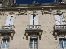 LE 50 luxury apartment, Мулен (рядом с городом Toulon-sur-Allier)