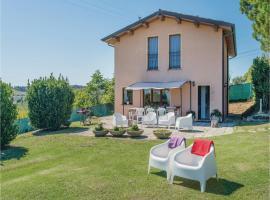 Holiday home Cascina Rimini, Vergiano (San Martino yakınında)