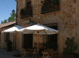 La Posada de Don Mariano, Pedraza-Segovia (La Velilla yakınında)