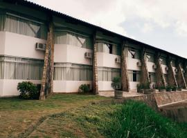 Hotel Fazenda Triunfo, Areia (Mulungu yakınında)