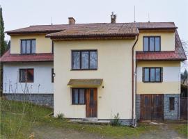 Two-Bedroom Apartment in Sedlec-Prcice, Sušetice (Květuš yakınında)