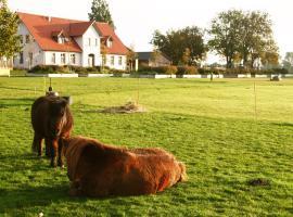 Gutshaus Landwert Hof, Stahlbrode (Falkenhagen yakınında)