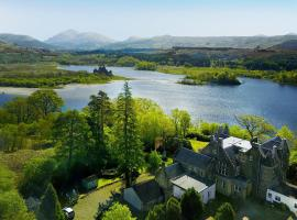 Kilchurn Suites, Loch Awe (рядом с городом Stronmilchan)