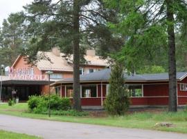 Otsolan Hovi, Humppila (рядом с городом Nuutajärvi)
