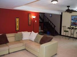 The Evans Suite, Kingston (Arcadia Club yakınında)