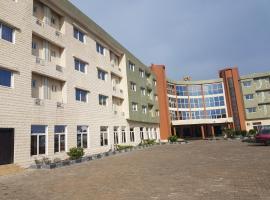 Millennium Afrikland Hotel, Monrovia (рядом с регионом Mambah-Kaba)
