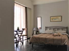 CENTRAL guest room