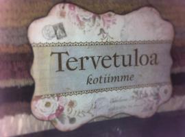 Hostel Stengård, Terjärv (рядом с городом Kainu)