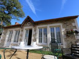 Gîte L'Orangerie, Mouchamps (рядом с городом Saint-Vincent-Sterlanges)