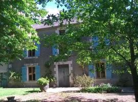 le petit paradis, Villefagnan (рядом с городом Bernac)
