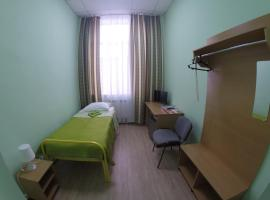 Отель Большой Урал на Малышева
