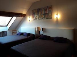 Hotel le Mont Mélian, Мерсо