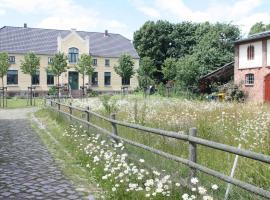 Bauernhaus mit antiken Möbeln, Reinshagen (Hanstorf yakınında)