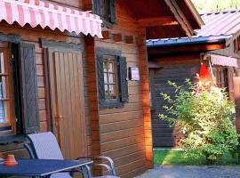 Camping am Luckower See / Ines & Irma, Sternberg
