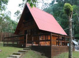 Cabana da Imperatriz, Santo Amaro da Imperatriz
