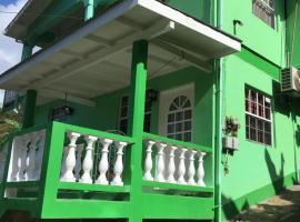 Green Haven Apartment, Сент-Джорджс (рядом с городом Lower Woburn)
