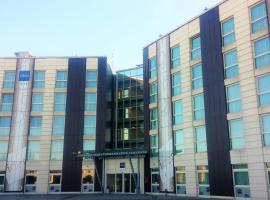 アイデア ホテル ミラノ マルペンサ エアポート