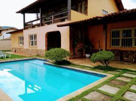 Hostel Colibri, Itaipava (Bom Sucesso yakınında)
