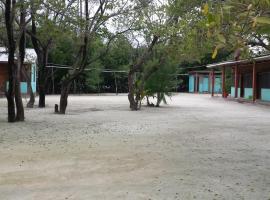 Billy Hawk caye, Dangriga (Coco Plum Cay yakınında)