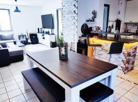 Full Modern Home Basel World, Сен-Луи (рядом с городом Блоцхейм)