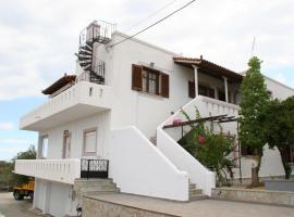 Luxurious appartment with great view, Vathí
