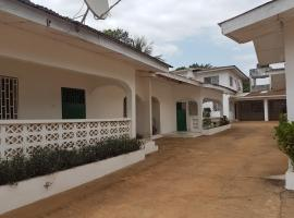 White Compound Guesthouse, Monrovia