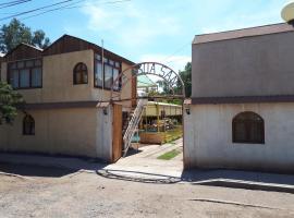 Hotel Agua Santa, Pica