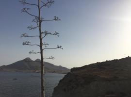 El Rinconcillo, La Isleta del Moro (рядом с городом Лос-Эскульос)