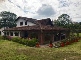 Cafe de la Nona Felicitas, Curití