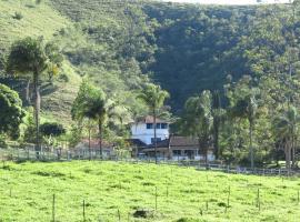 Fazenda Santo Antônio da Boa Vista, Rio Prêto (Near Coronel Cardoso)