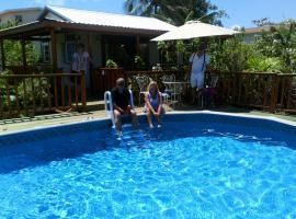 The Pool House, Saint Philip (The Crane yakınında)