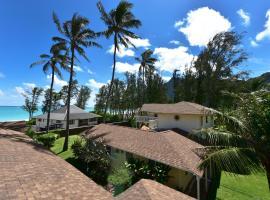 Waimanalo Beach Cottages