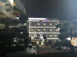 Goodstay Andong Park Hotel, Andong