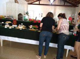 Sitio da Gorete, Cruzília