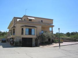Hostal Restaurante Santa Cruz, Masueco (Pereña yakınında)