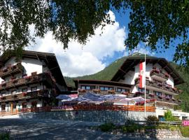 Moser's Hotel, Maurach (Eben am Achensee yakınında)