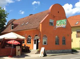 Fitt Söröző és Panzió, Sásd (рядом с городом Kaposszekcső)