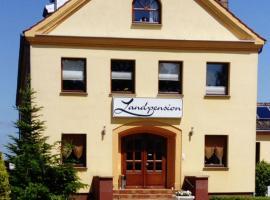 Landpension Wendfeld, Sanitz (Groß Lüsewitz yakınında)