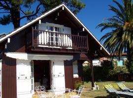 Casa de Madera Sobre el Mar, Нигран (рядом с городом Рамальоса)