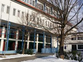 Hotel - Restaurant Martinihof, Neudörfl