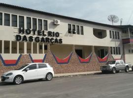 Hotel Rio Das Garcas, Acaraú (Itarema yakınında)