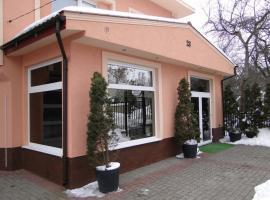 Pokoje Hotelowe Dux, Łódź