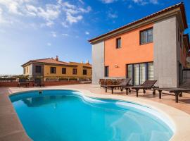 Villa Antonia - Oceanview Villa Antonia with private Swimming Pool in Costa Adeje