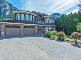 Spacious 4 BDR Squamish Home