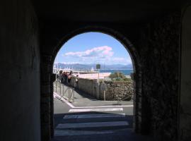 vieille antibes- marche' provencal