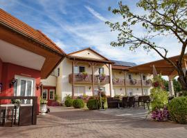 Hotel-Restaurant Teuschler-Mogg, Bad Waltersdorf