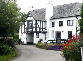 The Church House Inn, Postbridge (рядом с городом South Brent)