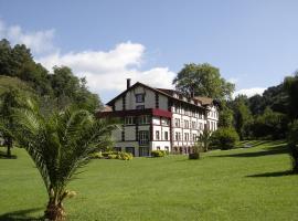 Balneario Casa Pallotti, Carranza